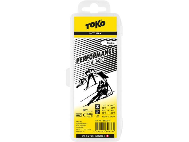 Toko Performance Cera calda Nero 120g